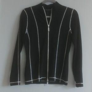 Talk of the Walk zip up sweatshirt